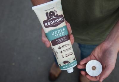 Redmond Udder Mud treatment for mastitis
